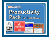 Productivity Pack for Flash Drives