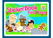 Sticker Book 4: Fairy Tales